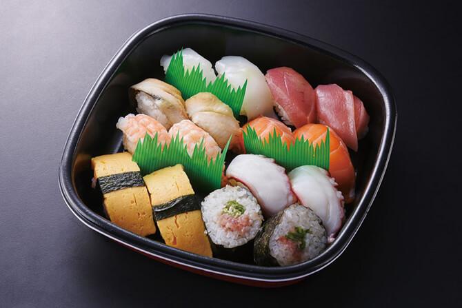 sushi-bentou